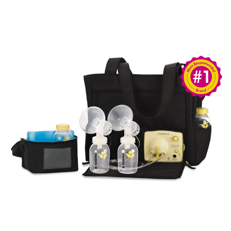 Medela Pump In Style Advanced Pump On The Go Tote Bump Boxes